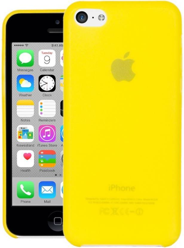 new style f1f25 bb5ed IMC DEALS Back Cover for Apple iPhone 5C