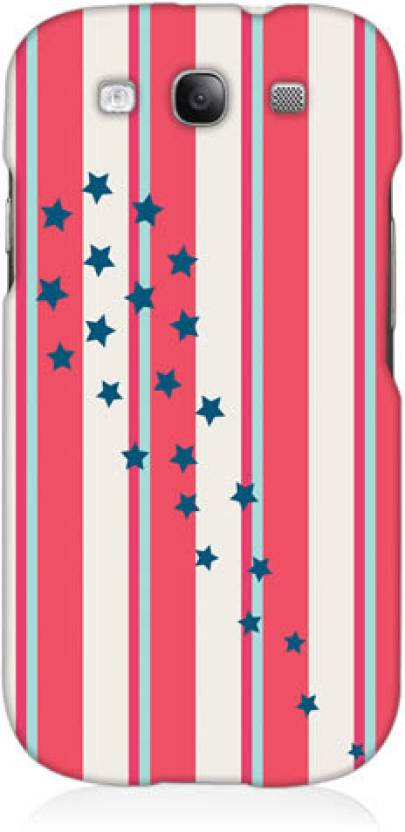 Blink Ideas Back Cover for Samsung Galaxy S3 Neo