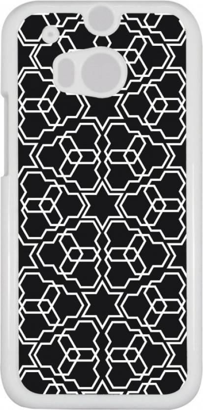Formal Funky Back Cover for HTC One M8