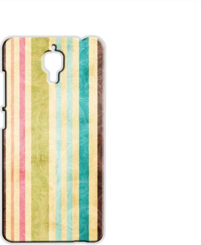 Pick Style Back Cover for Xiaomi Mi 4