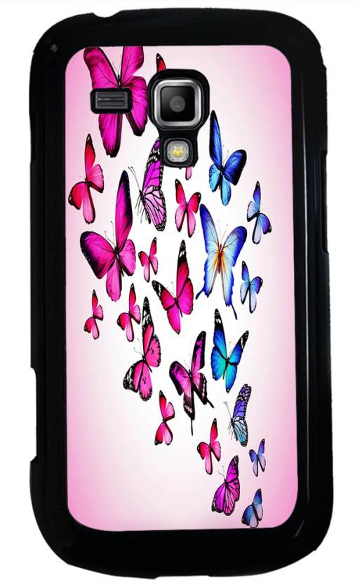 FARROW Back Cover for Samsung Galaxy S Duos S7562