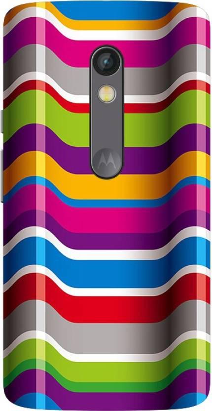 XcessDesigns Back Cover for Motoroala Moto X Play