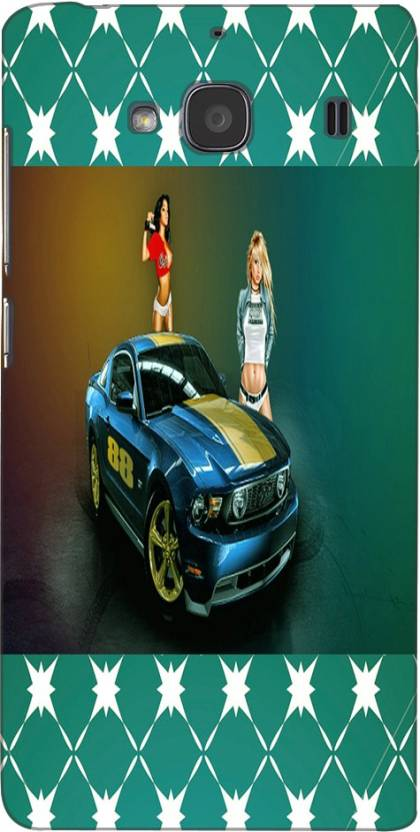 FARROW Back Cover for Mi Redmi 2s