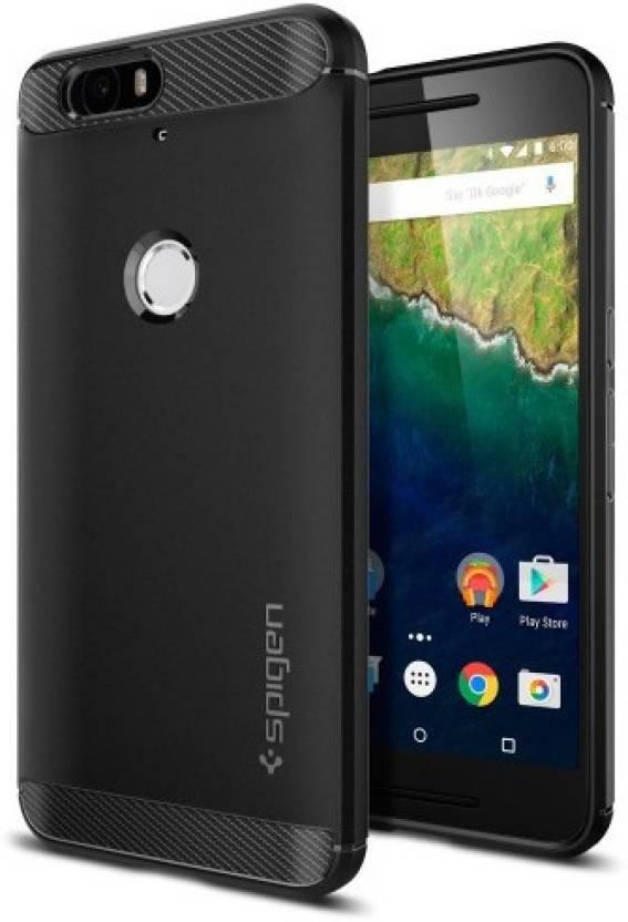 best website e4a82 30658 Spigen Back Cover for Google Nexus 6P