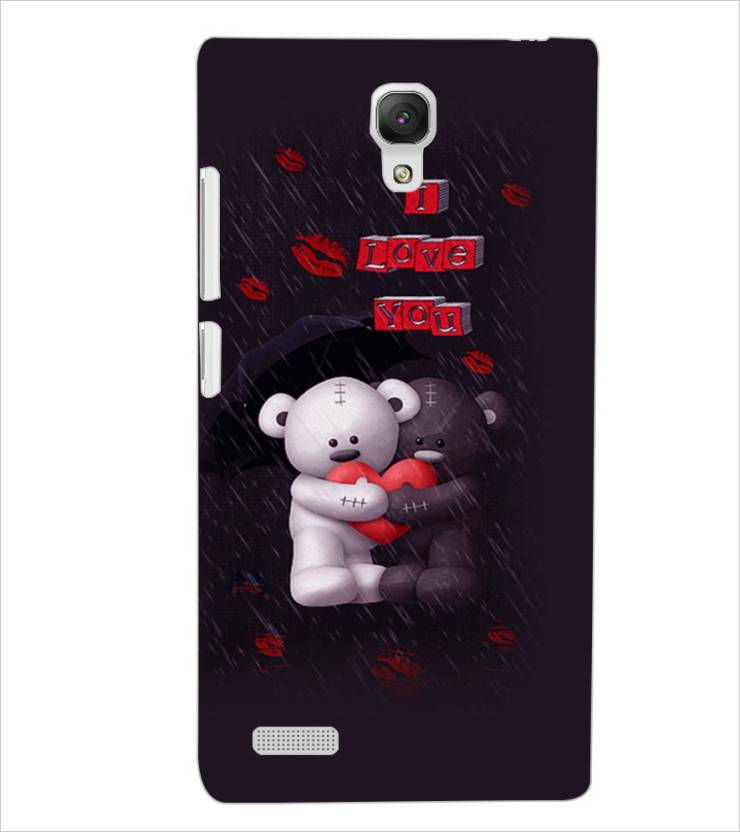 FARROW Back Cover for Xiaomi Redmi Note