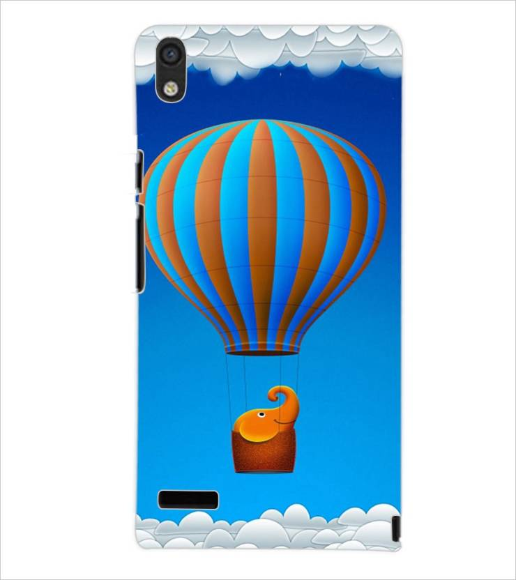 Farrow Back Cover for HUAWEI ACEND P6