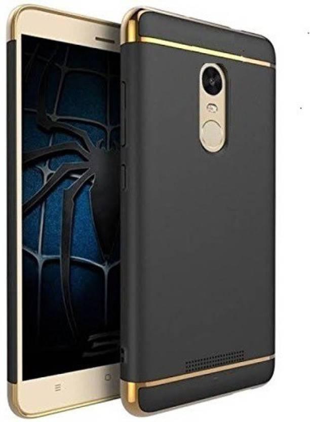 2e99914ff55 2Bro Back Cover for Xiaomi Redmi Note 4 (Black Golden) - 2Bro ...