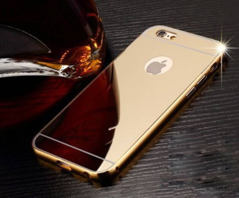 quite nice b8aeb 38c8c PRINKKED Bumper Case for Luxury Mirror back case with side bumper for Apple  Iphone 5/5S
