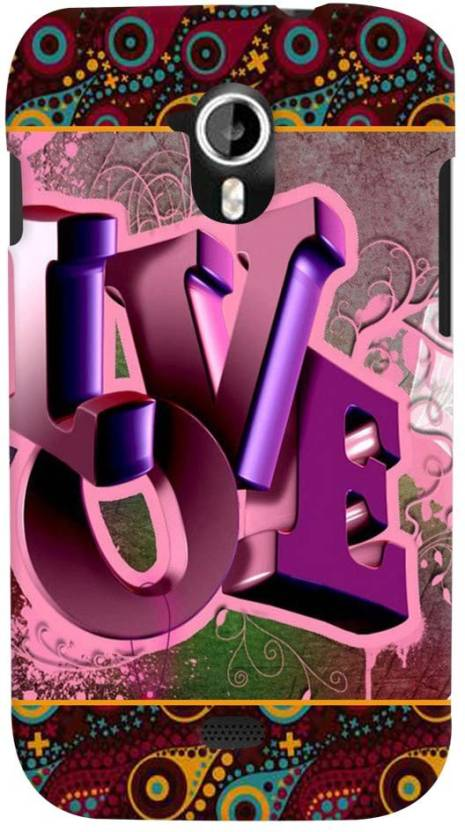 Mobile Makeup Back Cover for Micromax Canvas HD A116, Micromax Canvas HD Plus A116Q