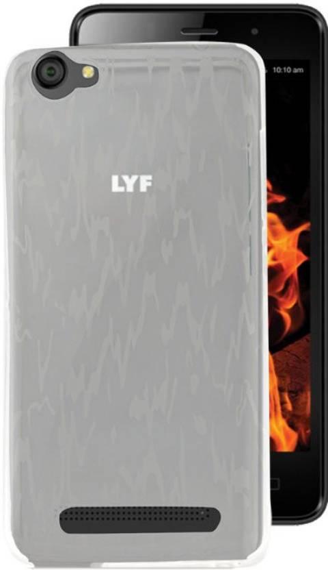 best cheap 3d623 04007 Gadget Decor Back Cover for Reliance Jio LYF Flame 1 - Gadget ...