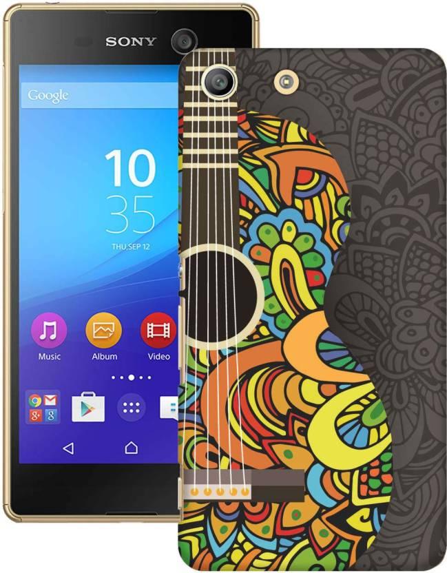 AmerakiDesignHouse Back Cover for Sony Xperia M5 E5603