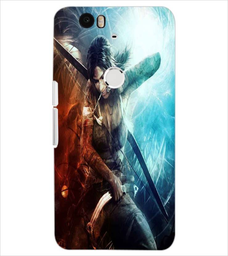 Printswag Back Cover for Huawei Nexus 6P