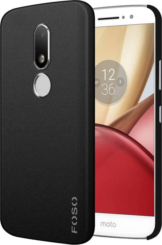 FOSO Back Cover for Motorola Moto M