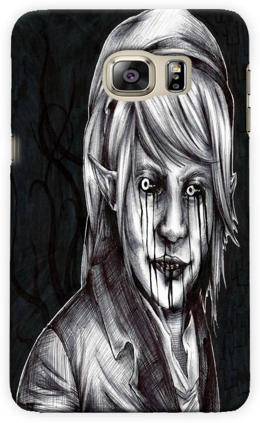 AMY Back Cover for Samsung Galaxy Note 5 Edge