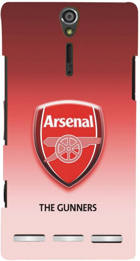 Fuson Back Cover for Sony Xperia S LT26i