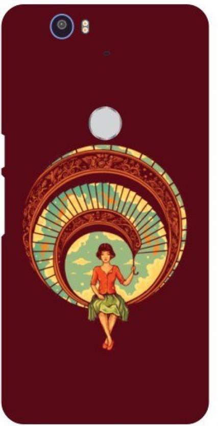 Printland Back Cover for Nexus 6P