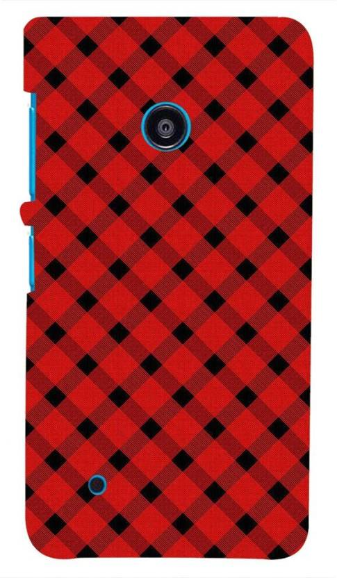 Mobile Makeup Back Cover for Microsoft Lumia 530