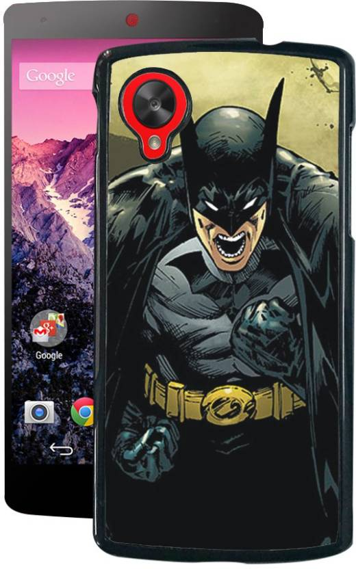 Fuson Back Cover for LG Google Nexus 5