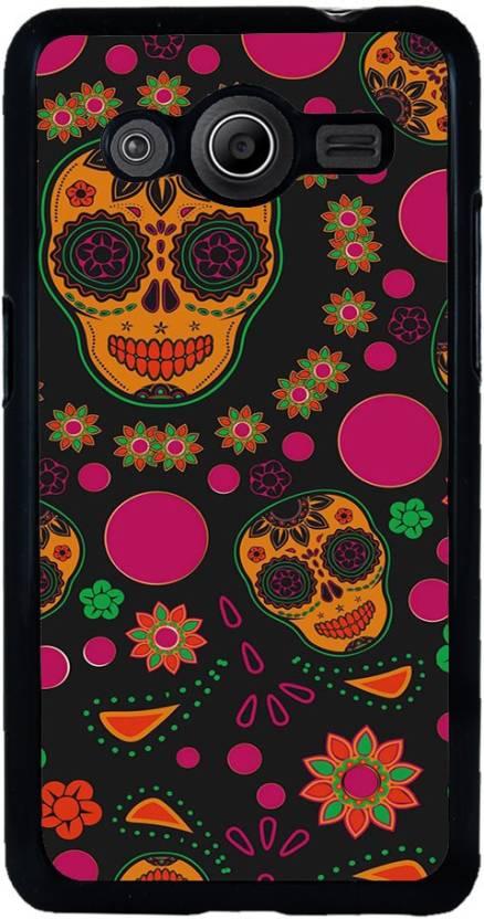 Printvisa Ultra Back Cover For Samsung Galaxy Core 2 II
