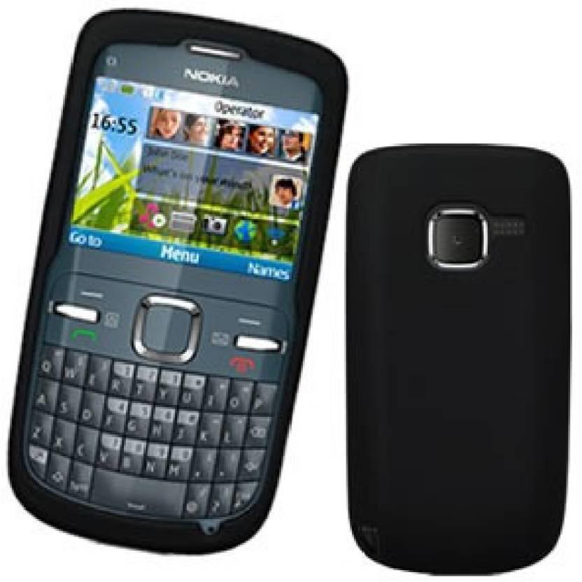 check out 96af1 58b9b SmartLike Back Cover for Nokia C3 - SmartLike : Flipkart.com