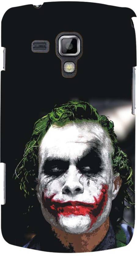 Fuson Back Cover for Samsung Galaxy S Duos 2 S7582
