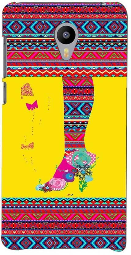 Printvisa Back Cover for Meizu M2 Note