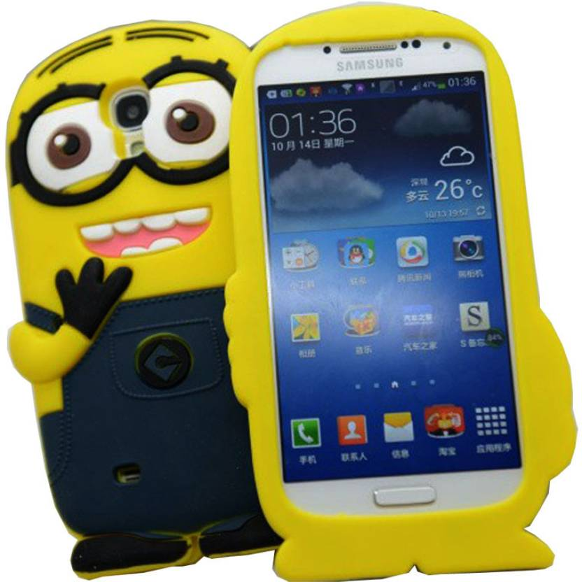 Go Crazzy Back Cover for Samsung S4 I 9500