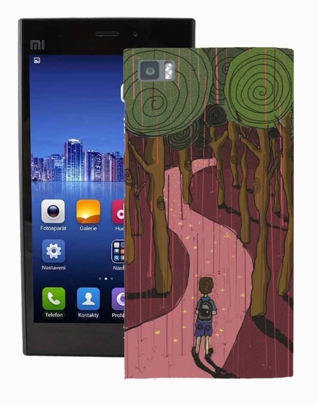 AmerakiDesignHouse Back Cover for Xiaomi Mi 3