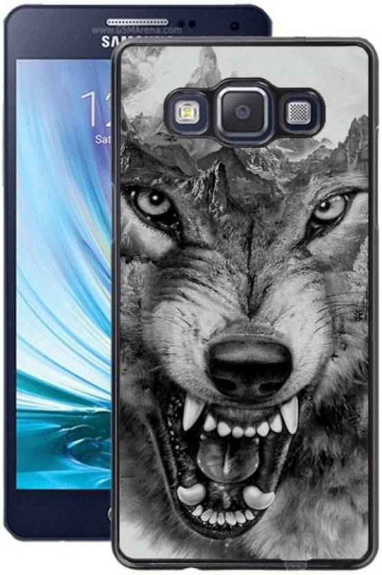 PrintRose Back Cover for SAMSUNG Galaxy A8