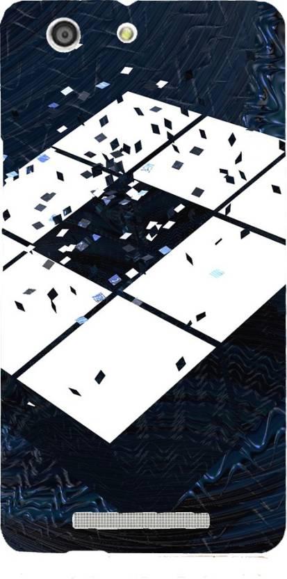 PrintVisa Lite Back Cover for Gionee Marathon M5 Lite - PrintVisa