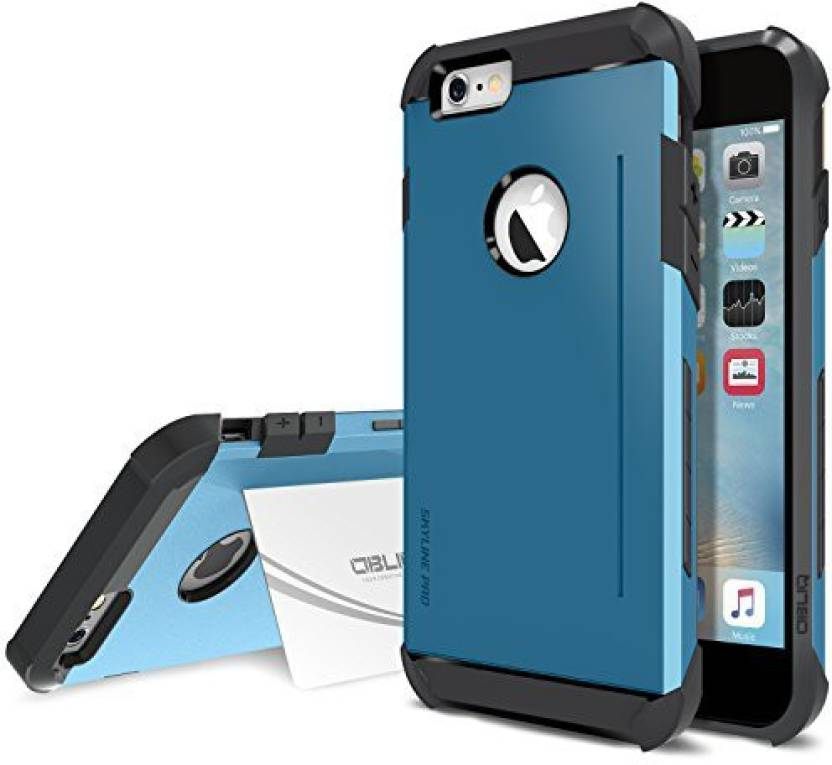 Obliq Back Cover for Iphone 6s plus