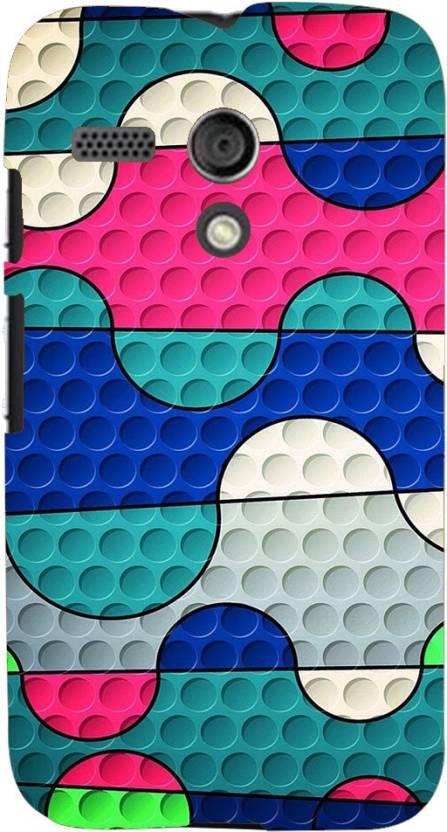 Mobile Makeup Back Cover for Motorola Moto G X1032, Motorola Moto G (1st Gen)