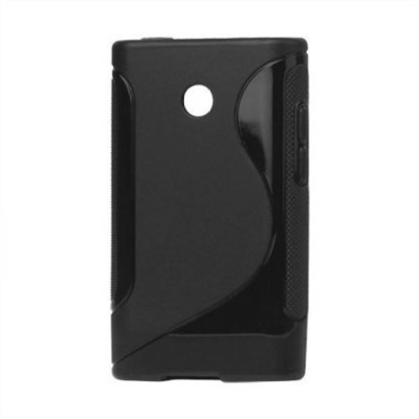 new style 15585 eb716 S-Line Back Cover for Nokia Asha 501 - S-Line : Flipkart.com