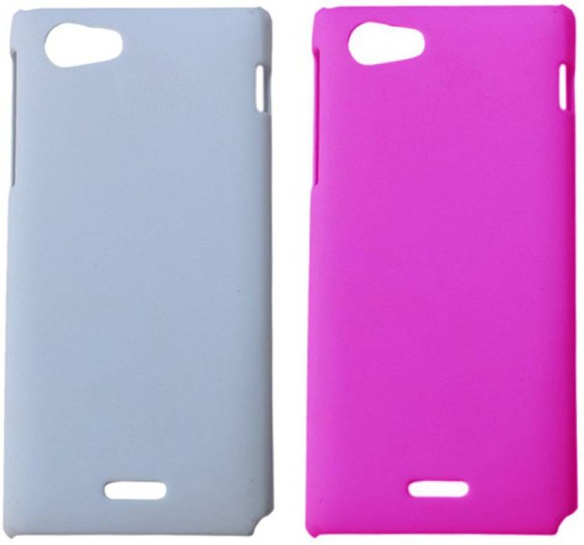 Bacchus Back Cover for Sony Xperia J ST26I
