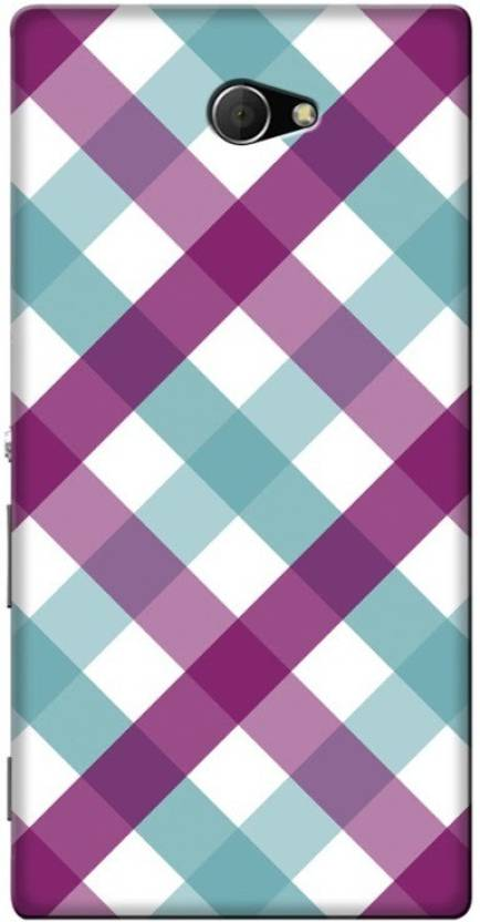 Blink Ideas Back Cover for Sony Xperia M2