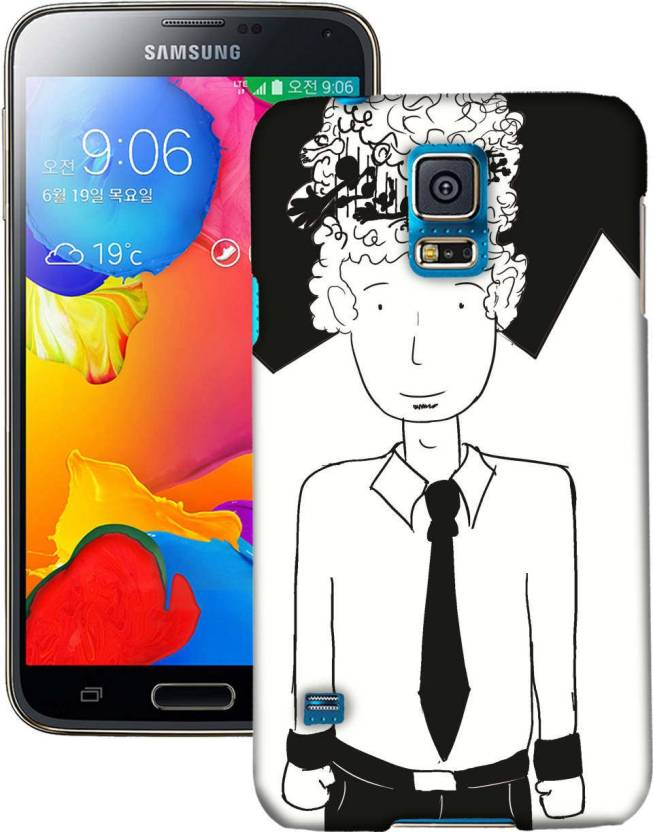 AmerakiDesignHouse Back Cover for Samsung Galaxy S5 SM-G900I