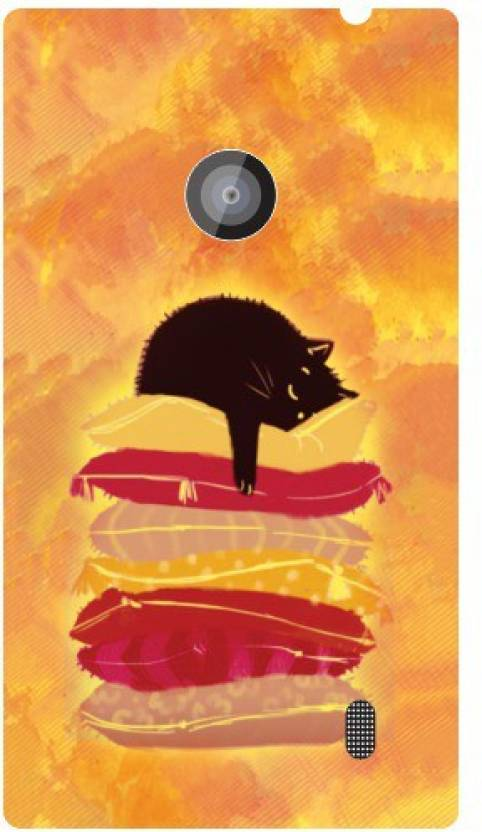 Printland Back Cover for Nokia Lumia 520