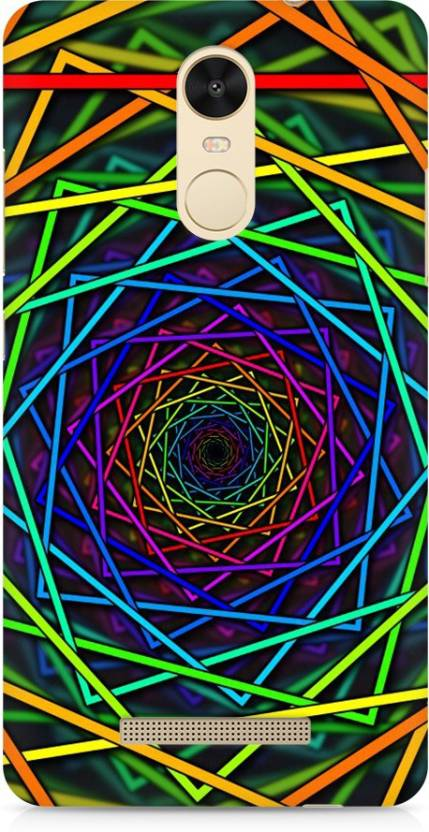 AMEZ Back Cover for Mi Redmi Note 3