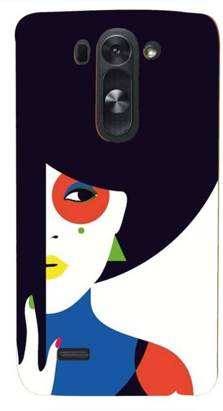 Mobile Makeup Back Cover for LG G3 Beat, LG G3 Vigor, LG G3s, LG g3s Dual