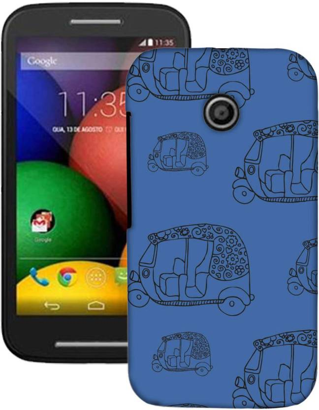AmerakiDesignHouse Back Cover for Motorola Moto E