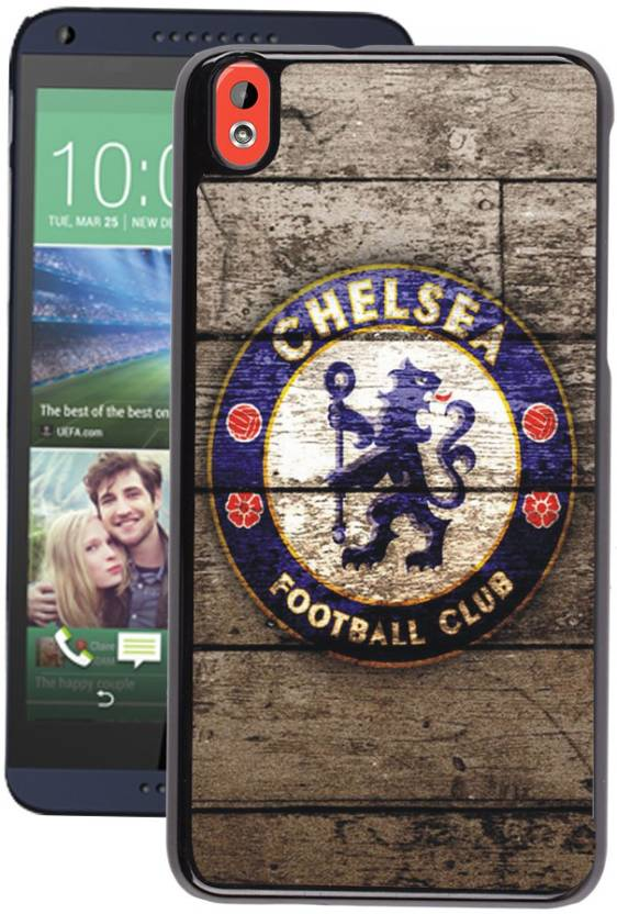 Fuson Back Cover for HTC Desire 816