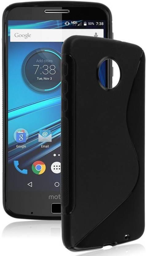 pretty nice 8a1db 20f0c Cover Alive Back Cover for Motorola Moto G5