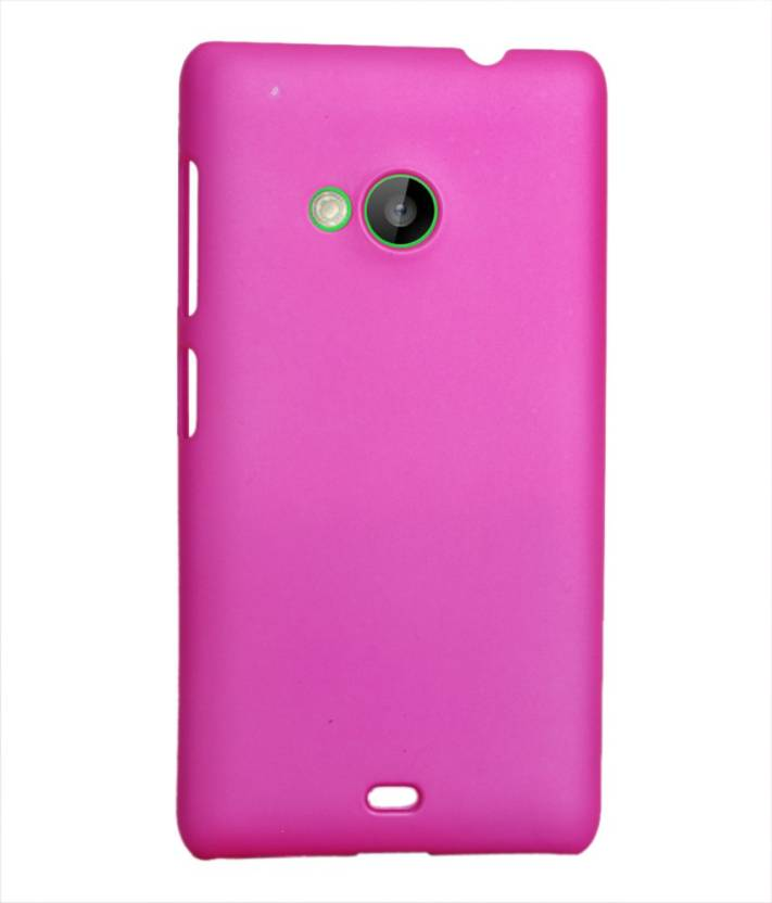 Coverage Back Cover for Microsoft Lumia 540