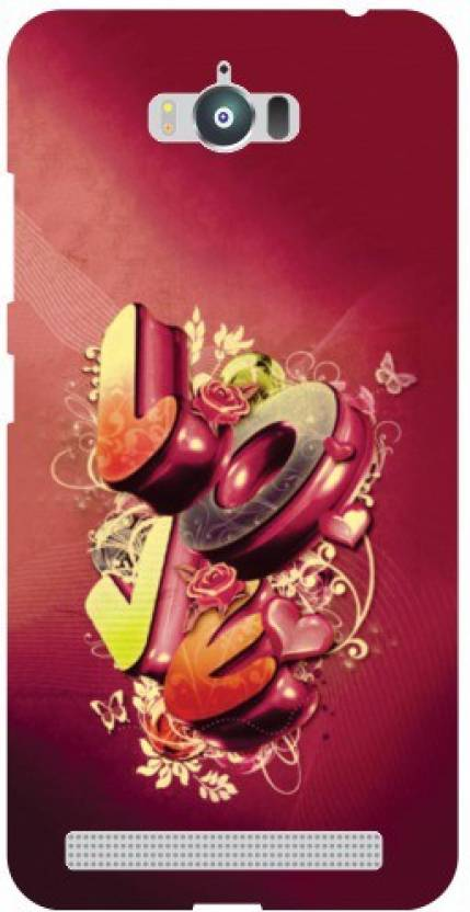 Printland Back Cover for Asus Zenfone Max ZC550KL