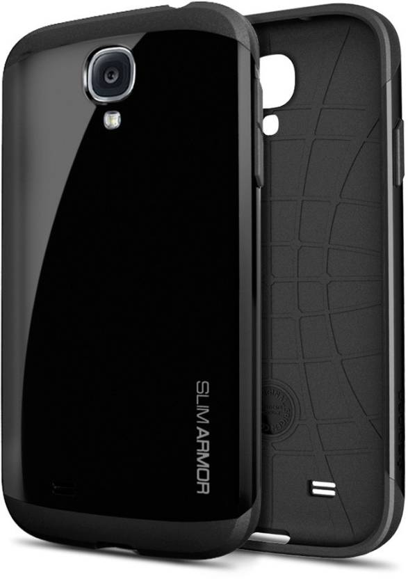 the latest b695e 64307 Spigen Back Cover for Samsung Galaxy S4 I9500
