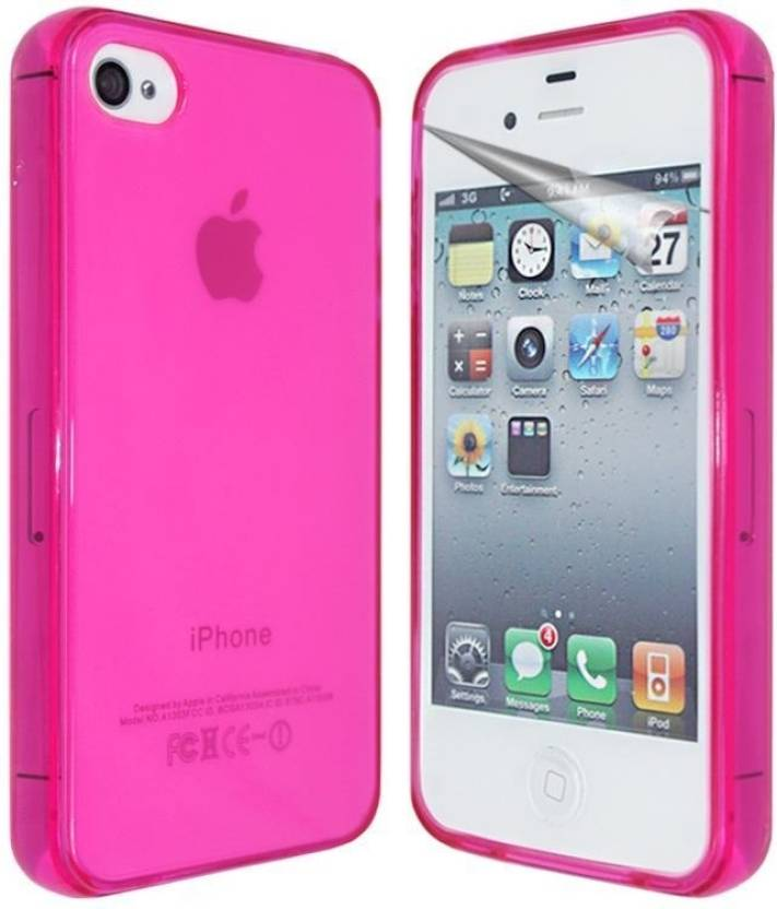 new products be8de 5a2e2 Kace Back Cover for Apple iPhone 4, Apple iPhone 4S - Kace ...