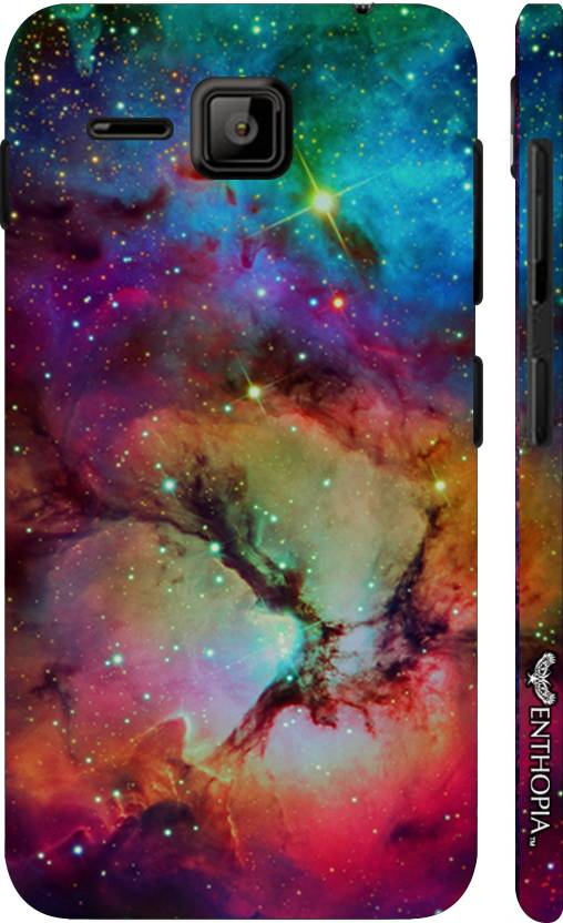 Enthopia Back Cover for Micromax Bolt S301