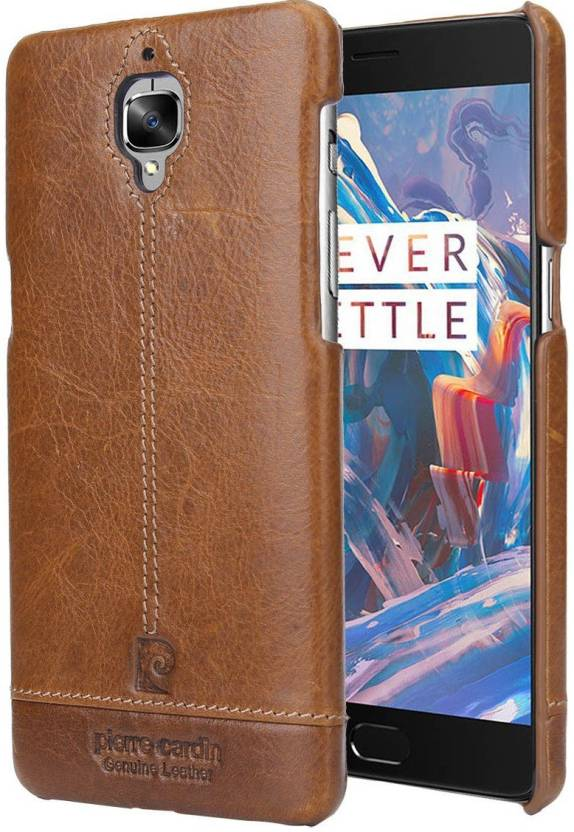 Pierre Cardin Back Cover for ONEPLUS 3