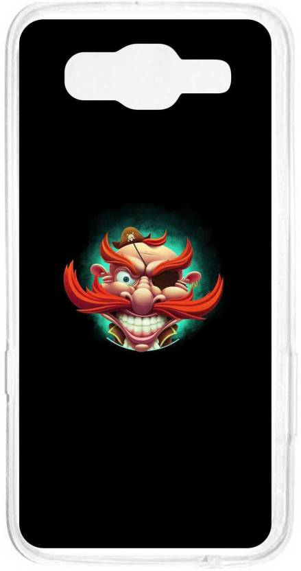 Anger Beast Back Cover for Samsung Galaxy Grand Prime G530
