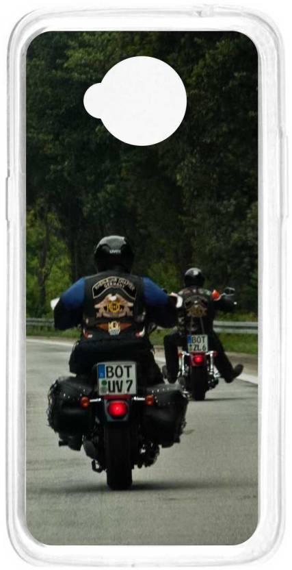 Anger Beast Back Cover for Motorola Moto E (2nd Gen)